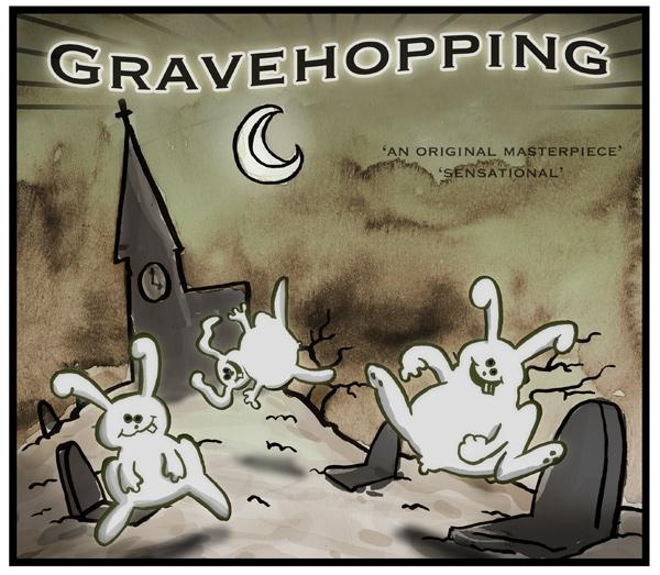waa - Fantastic Festival - Gravehopping