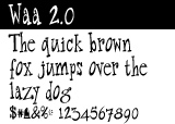 Download my font for free